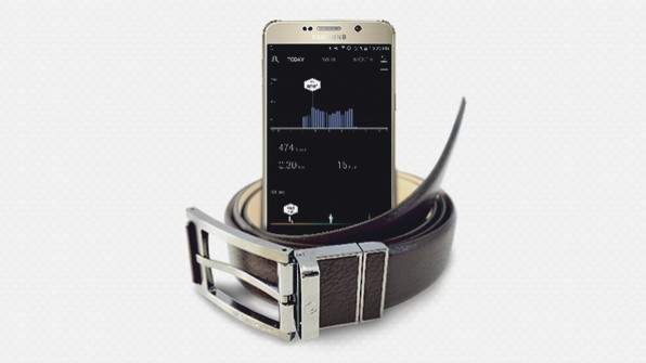 Samsung делает ставку на умные ремни