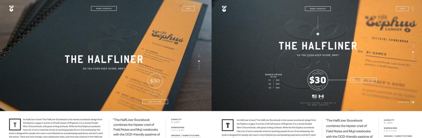 Ценность многошрифтового дизайна - 36