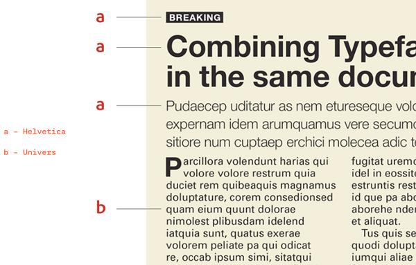 Ценность многошрифтового дизайна - 8
