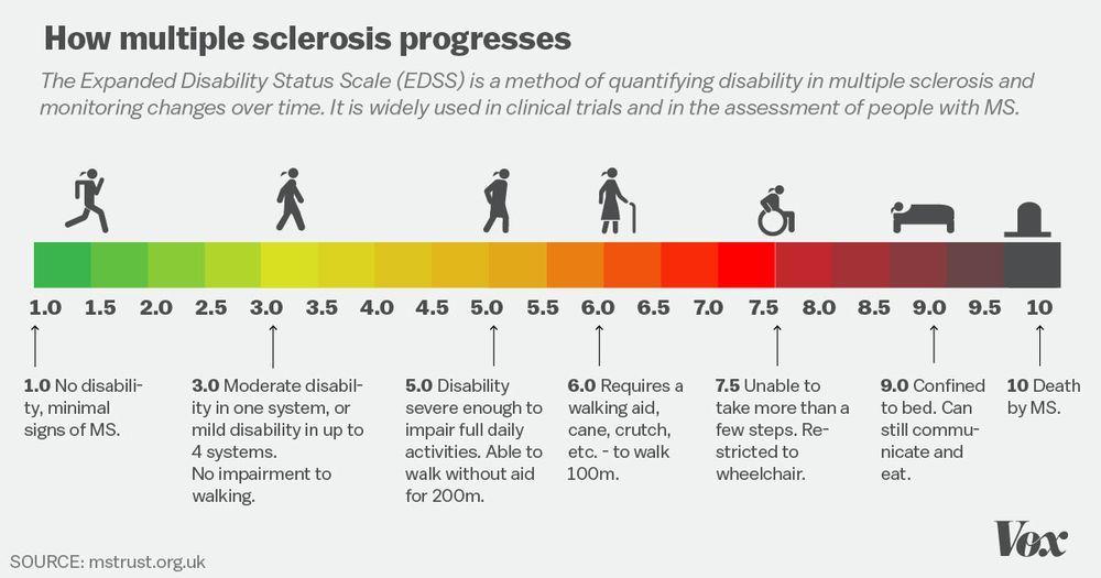 Переустановка иммунной системы. Радикальный новый метод лечения рассеянного склероза доказал свою эффективность - 3