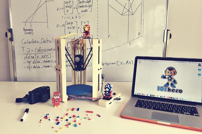101Hero: 3D-принтер всего за $49 - 1