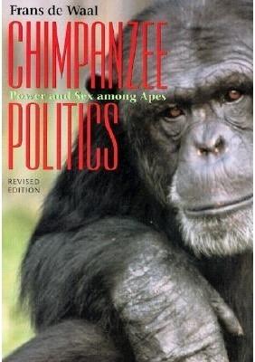 Что общего в поведении политиков и шимпанзе? - 2