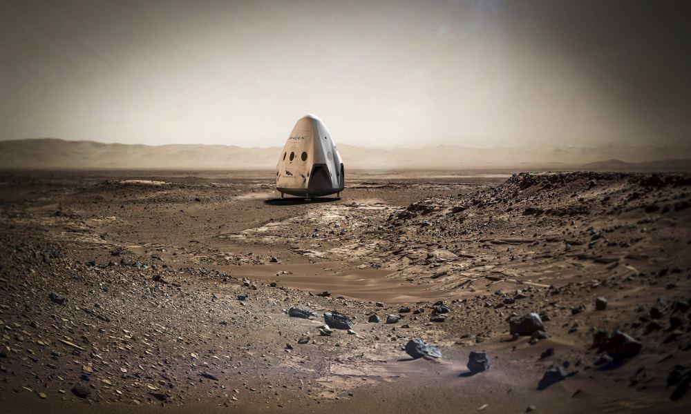 Илон Маск об экспедиции на Марс: «Опасно, и, вероятно, погибнут люди» - 1