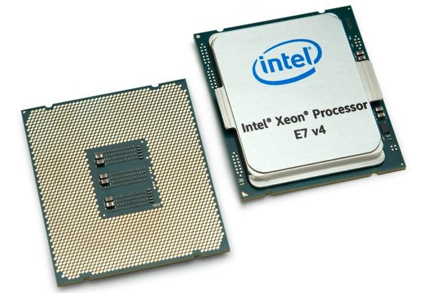 Процессоры Intel Xeon E7-4800 v4 и E7-8800 v4 предназначены для серверов