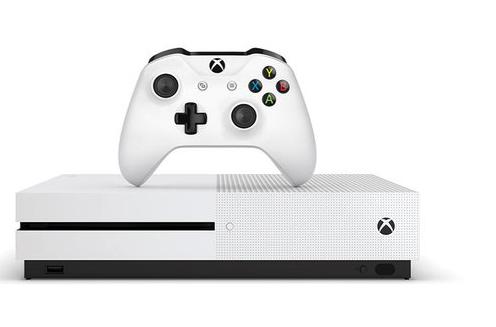 Уменьшенная на 40% консоль Xbox One S со встроенным блоком питания получила поддержку 4K и HDR