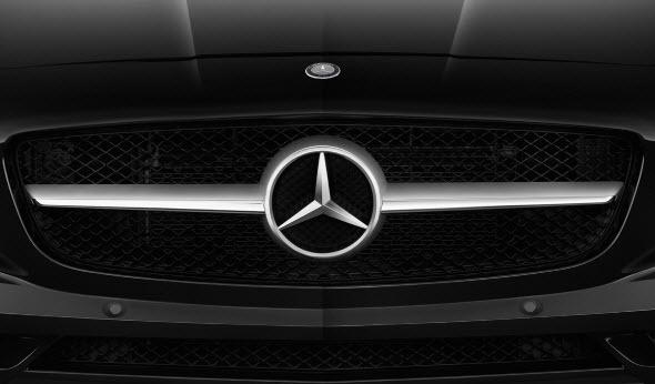 В октябре будет представлен электромобиль Mercedes с дальностью хода 500 км