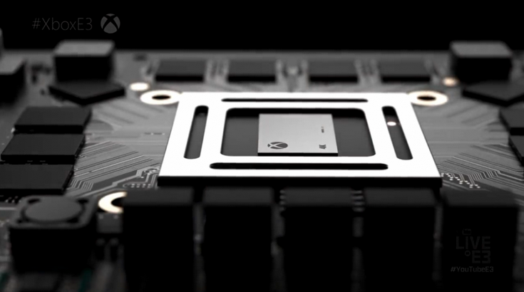 Предположительно, сердцем Xbox Scorpio будет служить APU AMD с архитектурами Zen и Polaris