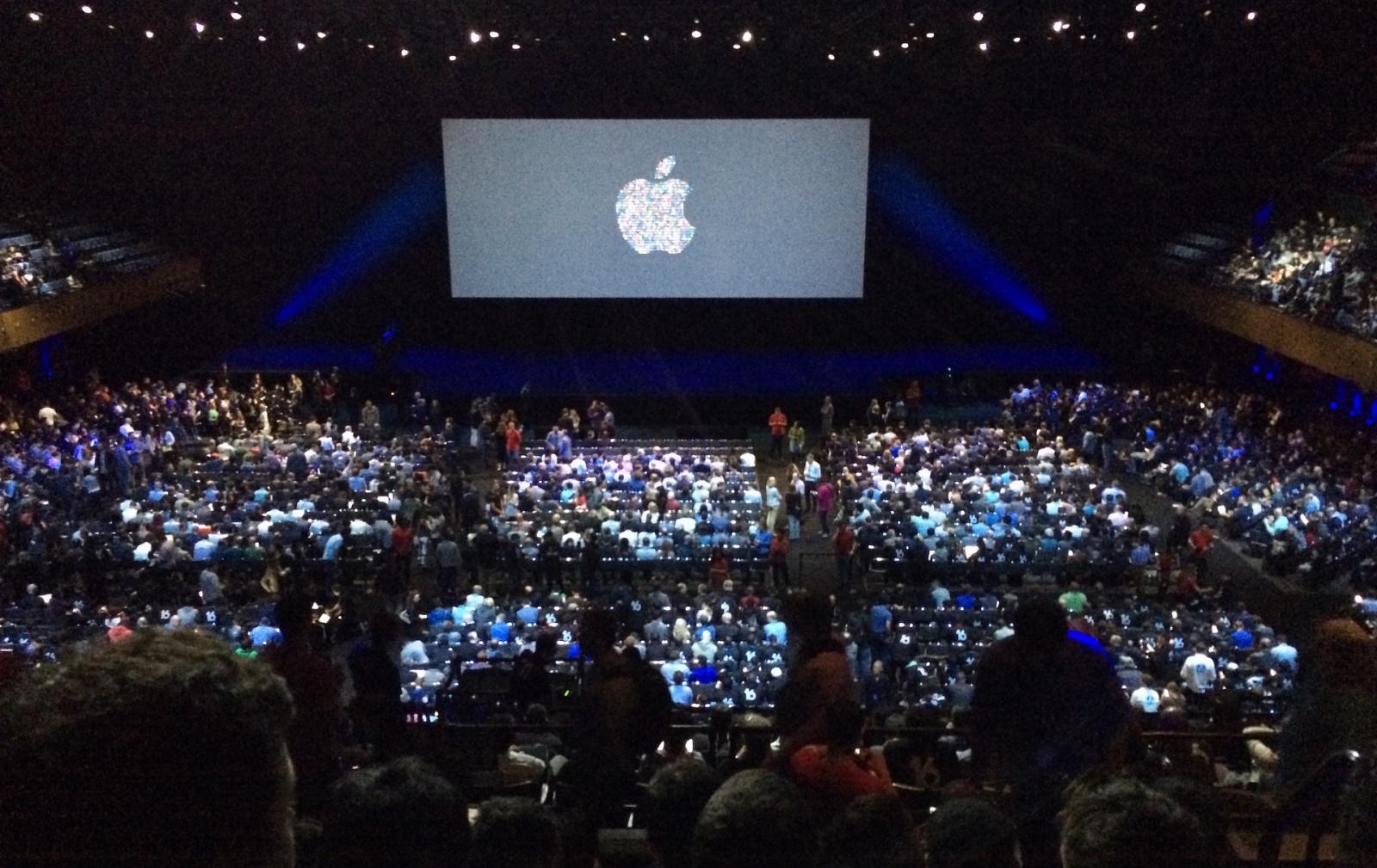 WWDC 16: первые впечатления с места событий - 2