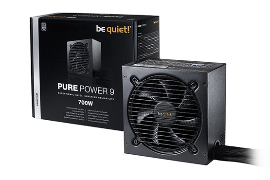 Блоки питания Be Quiet! Pure Power 9 стоят от 55 до 110 долларов