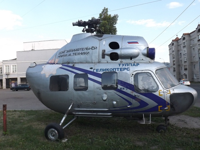 Казань космическая - 8
