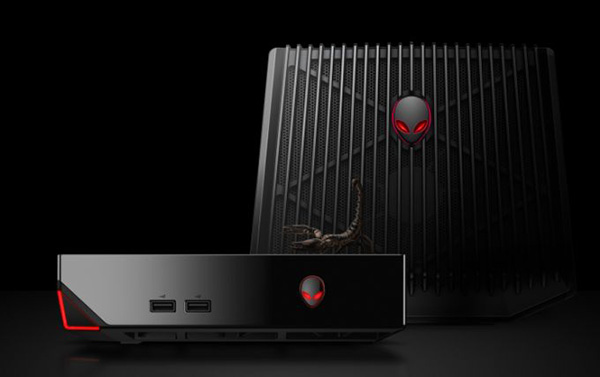 Alienware Alpha второго поколения перешел на процессоры Intel Skylake