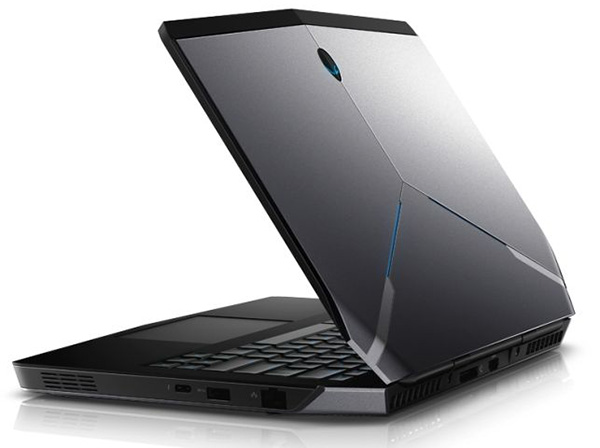 Alienware 13 теперь оснащается экраном OLED
