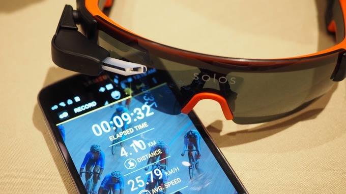На выпуск очков дополненной реальности Solos для велосипедистов собрано более 93 000 долларов