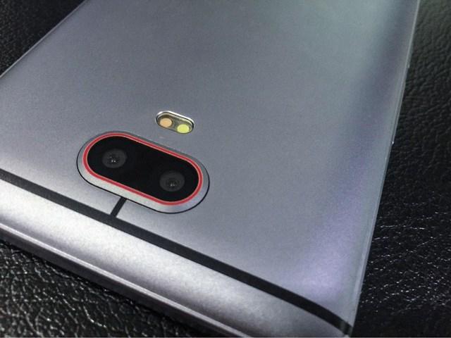 Опубликованы финальные характеристики и первые реальные фотографии смартфона Elephone P9000 Edge