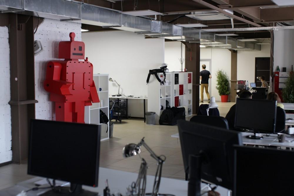 По-соседски: основатель Redmadrobot Максим Волошин — о становлении компании и перспективах развития - 2
