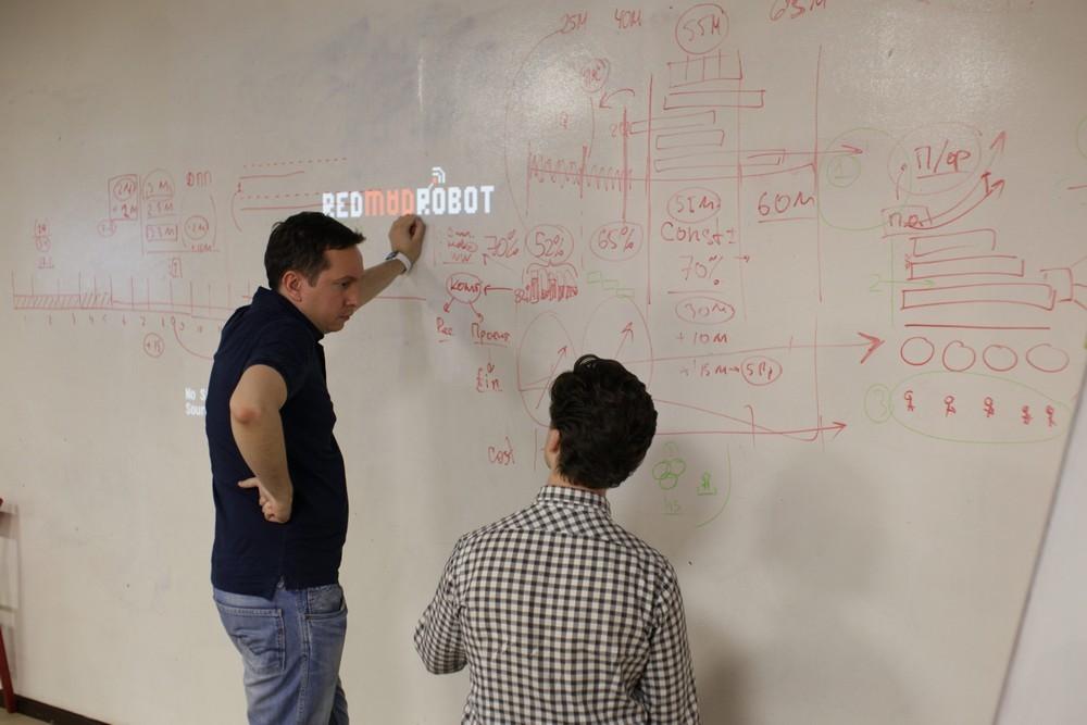 По-соседски: основатель Redmadrobot Максим Волошин — о становлении компании и перспективах развития - 3