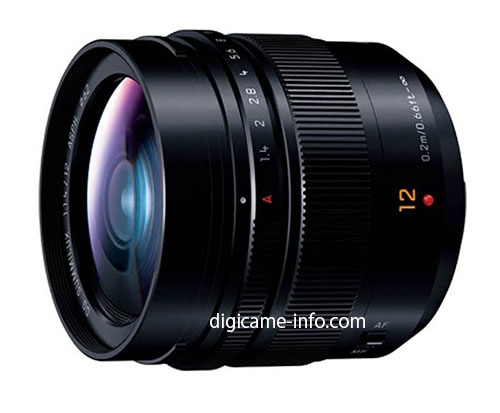 Анонс объектива Panasonic Leica DG Summilux 12mm f/1.4 ASPH ожидается 15 июня