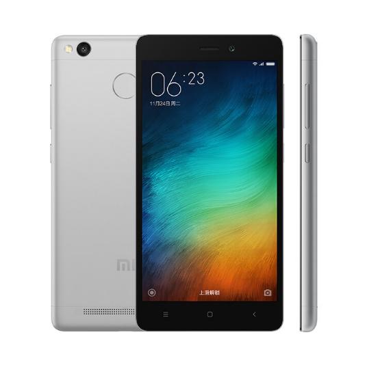 Представлен смартфон Xiaomi Redmi 3S с SoC Snapdragon 430