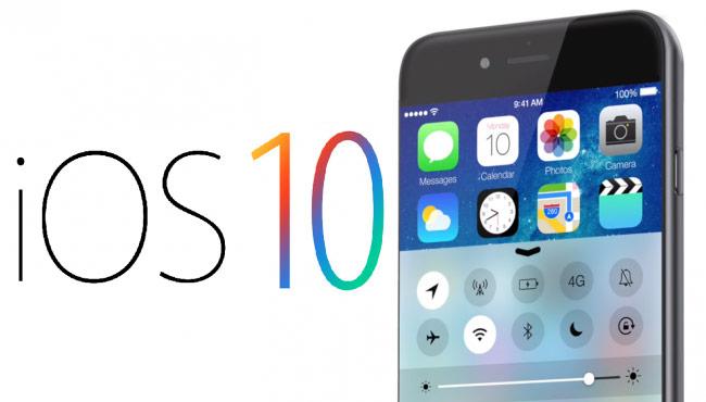 Предварительная версия iOS 10 для разработчиков уже доступна