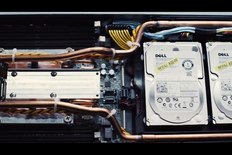 Серверы Project Triton от Dell и их система охлаждения - 2