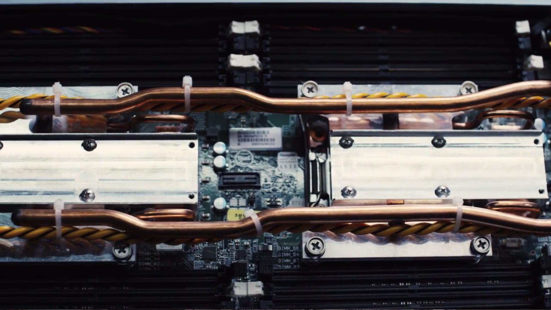 Серверы Project Triton от Dell и их система охлаждения - 3