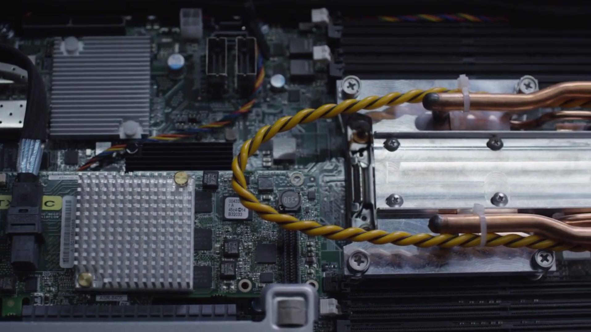 Серверы Project Triton от Dell и их система охлаждения - 4