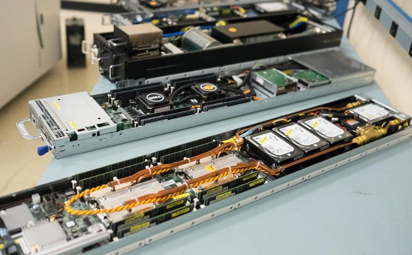 Серверы Project Triton от Dell и их система охлаждения - 1