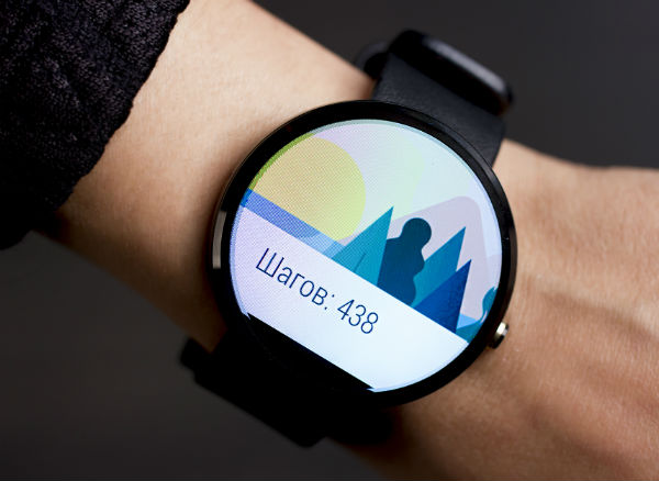 Android Wear 2.0 придёт не на все модели умных часов