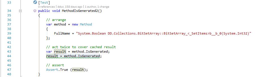 CodeRush for Roslyn: Part 2 — обзор фич для лучшего кода - 10