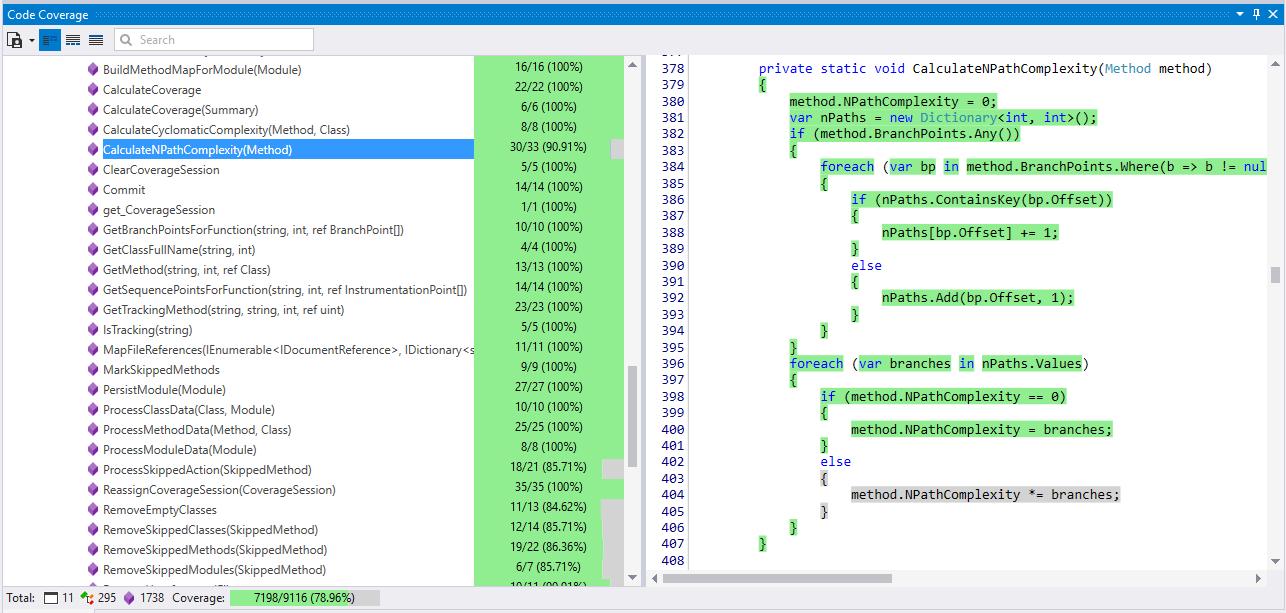 CodeRush for Roslyn: Part 2 — обзор фич для лучшего кода - 14
