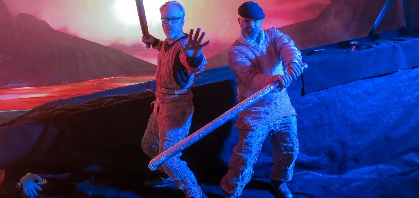 Geek Picnic и лучшие мифы «Разрушителей легенд» - 10