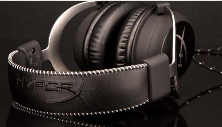 HyperX CloudX имеет неодимовую магнитную систему и шумоподавляющий микрофон