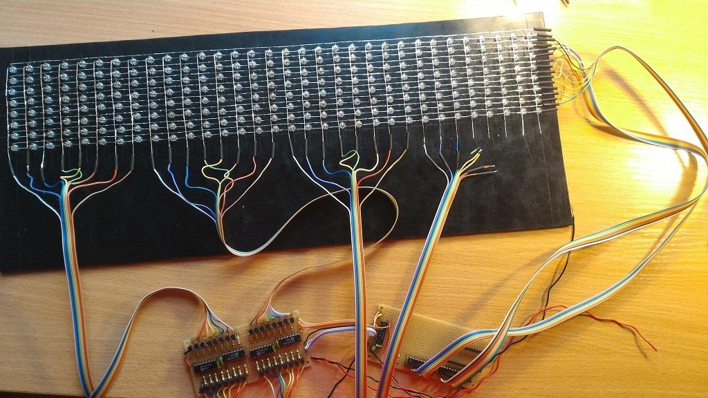 Анализатор-визуализатор спектра аудио сигнала на базе Arduino - 14