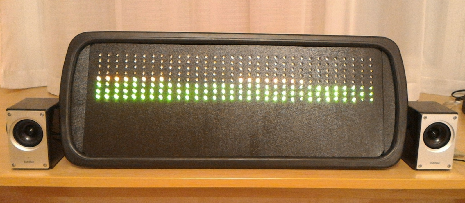 Анализатор-визуализатор спектра аудио сигнала на базе Arduino - 21