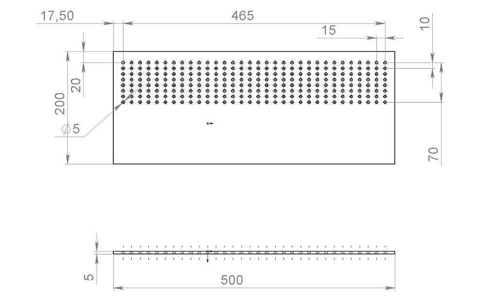 Анализатор-визуализатор спектра аудио сигнала на базе Arduino - 3