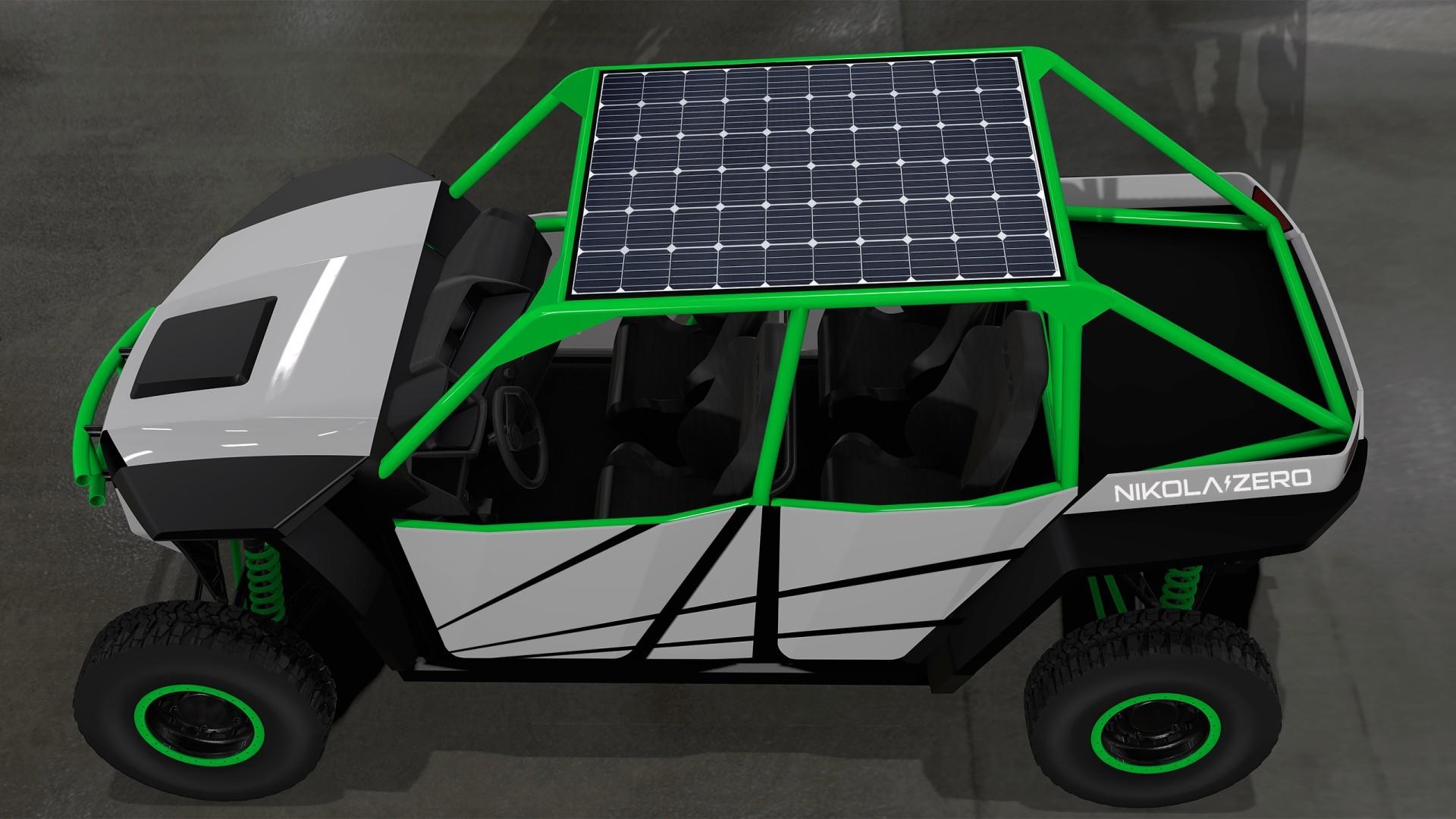 Мечта дальнобойщика. Электрический тягач Nikola One доступен для предзаказа - 8