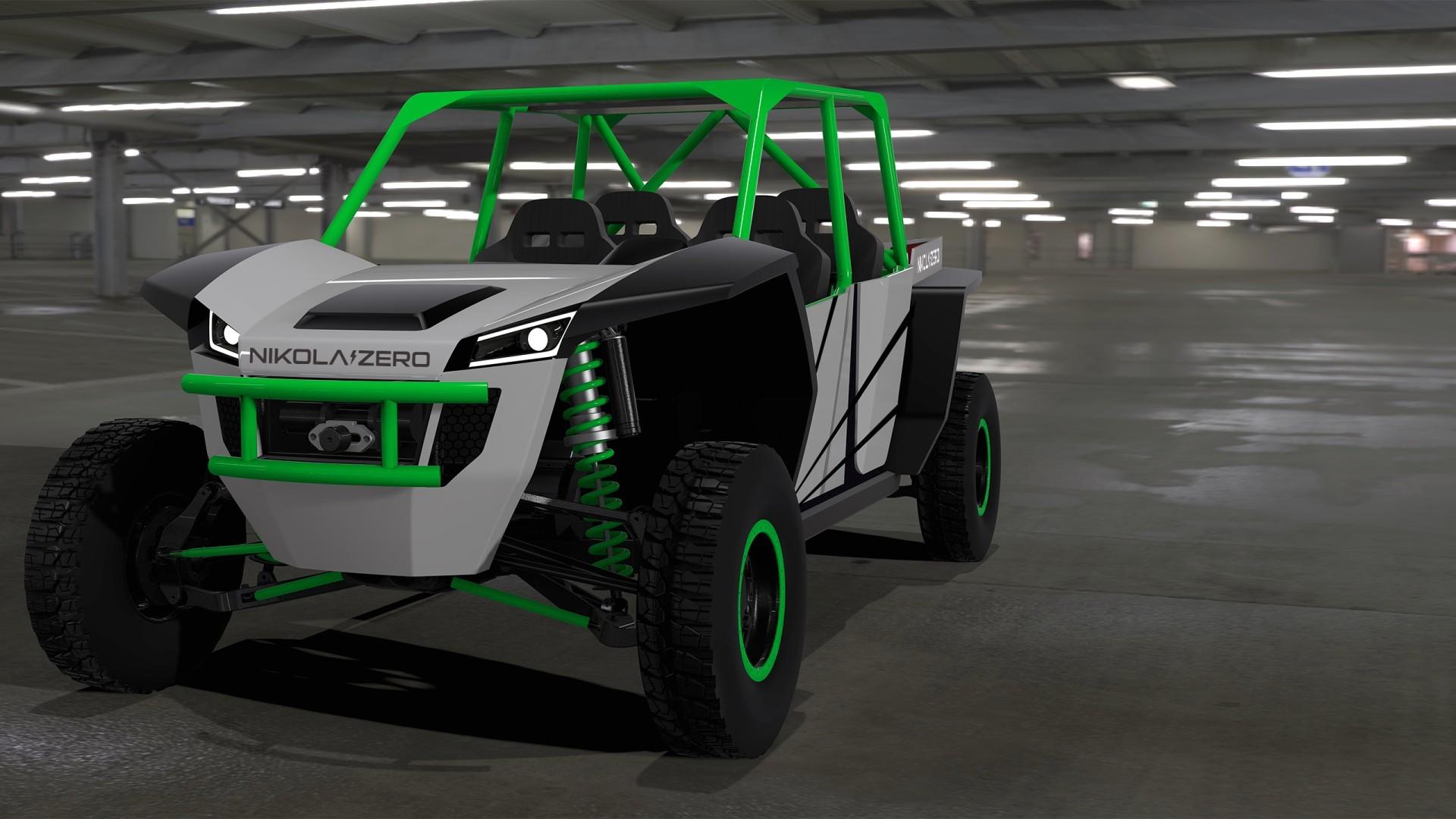 Мечта дальнобойщика. Электрический тягач Nikola One доступен для предзаказа - 9