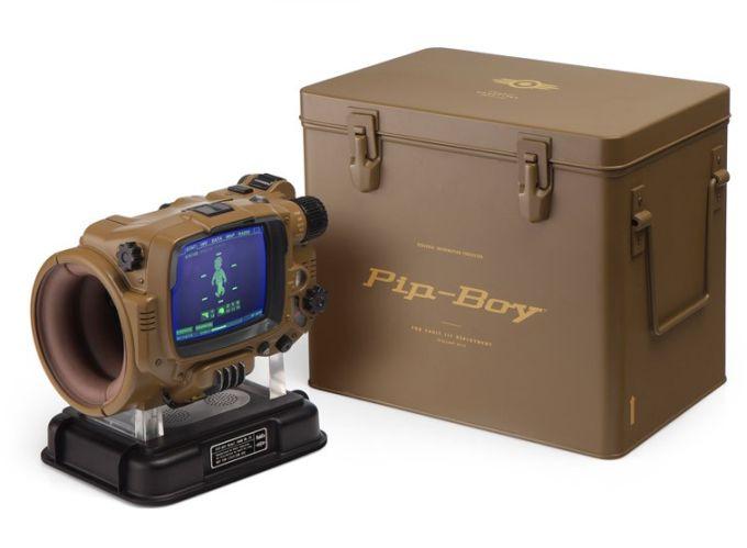 Постапокалипсис в мире носимых устройств: новая инкарнация Pip-Boy от Bethesda - 1