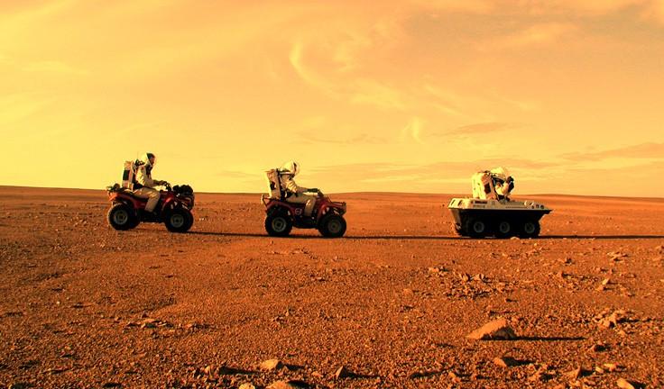 Спросите Итана №55: смогут ли члены миссии на Марс отменить полёт? - 1