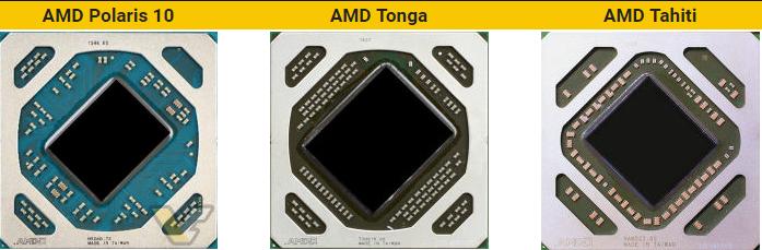 Появилось фото печатной платы карт Radeon RX 480 и RX 470