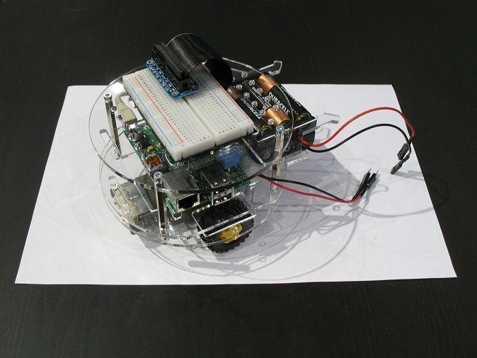 Делаем модуль расширения для Raspberry Pi с Arduino на борту - 2