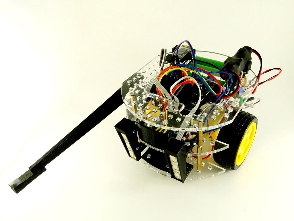 Делаем модуль расширения для Raspberry Pi с Arduino на борту - 3