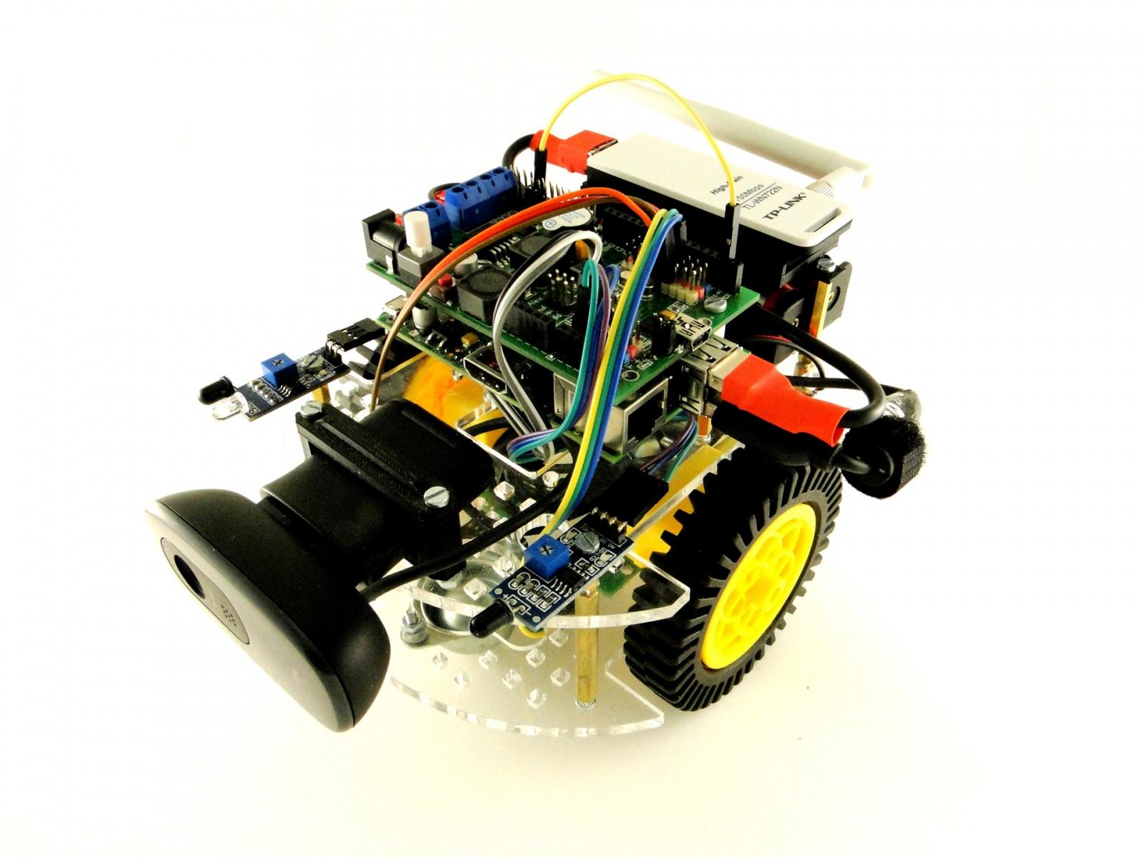 Делаем модуль расширения для Raspberry Pi с Arduino на борту - 9