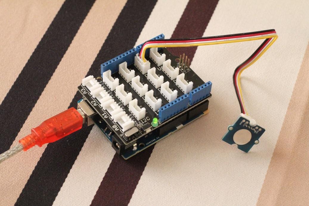 Эксперименты с Arduino 101 - 12