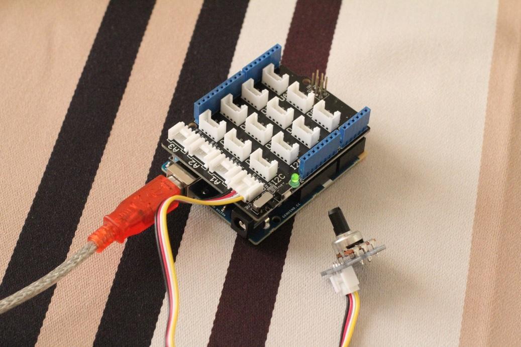 Эксперименты с Arduino 101 - 8