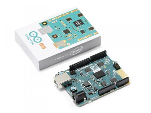 Эксперименты с Arduino 101 - 1