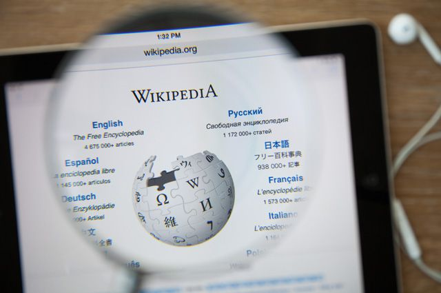 Глава Роскомнадзора: «Википедия построена как абсолютно олигархичная структура» - 1