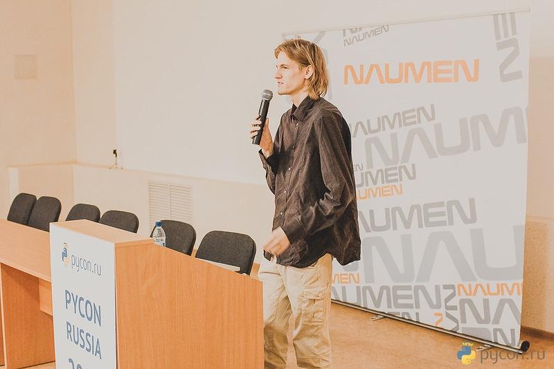 Интервью с автором Flask Армином Ронахером - 1