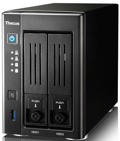 Thecus N2810PRO