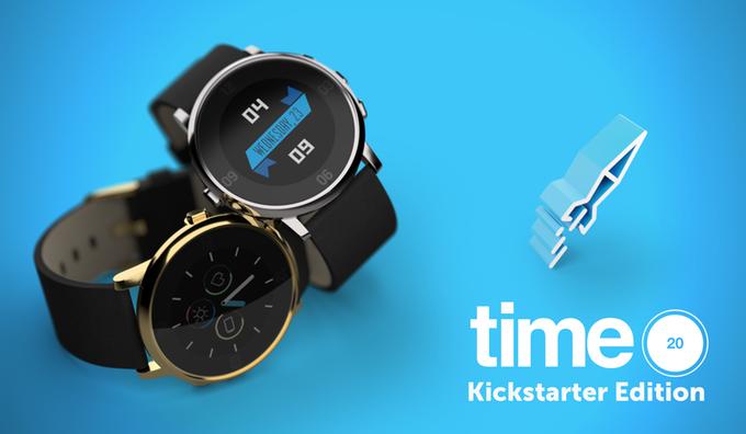 Новинки Pebble на Kickstarter уже привлекли 11 млн долларов
